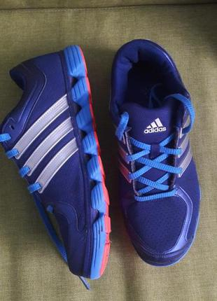 Мужские кроссовки adidas performance liquid модные кросы яркие...