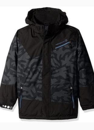 Зимняя куртка free country для мальчика на 4 года рост 104 см
