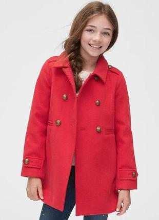 Пальто gap kids girl размер ххl на 14-16 лет