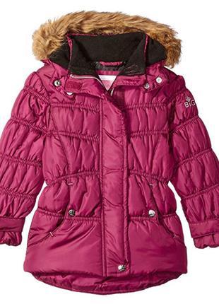 Куртка bigchill, холодная осень, теплая зима, демисезон 5-6 ле...