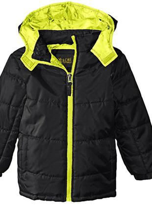 Демисезонная куртка для мальчика ixtreme на 2 года рост 86-92 см
