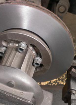 Проточка тормозных дисков и барабанов грузовых и легковых
