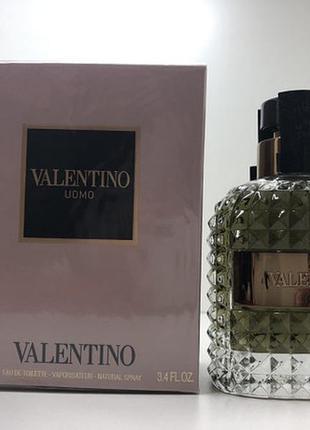 Мужская туалетная вода valentino uomo  ( валентино уомо ) 100мл
