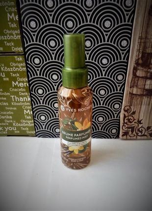 Парфюмированный спрей для тела и волос бурбонская ваниль yves ...