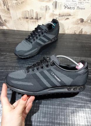 Кроссовки adidas la trainer weave