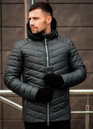 Куртка Милитари Грей