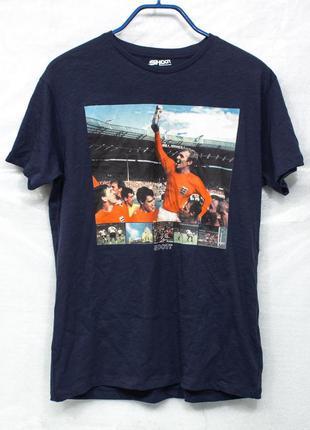 Shoot размер m футболка мужская состояние новая без бирок