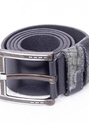 Ремень мужской кожаный rodi mood  размер l-xl  на талию 90-100...