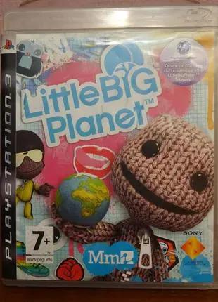 Гра Little Big Planet для Playstation 3