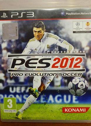 Гра Pro Evolution Soccer 2012 (PES 2012)