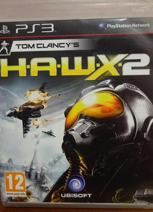 Гра Tom Clancy's HAWX 2 для Playstation 3