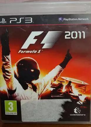 Гра Formula 1: 2011 для Playstation 3