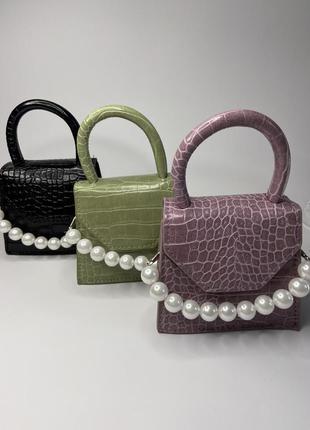 Новая женская мини сумка