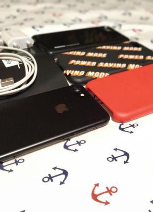 iPhone 7 32Gb Black Neverlock