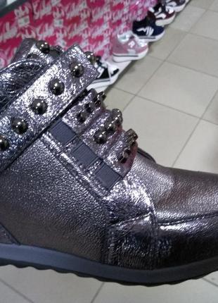 Женские ботиночки люкс