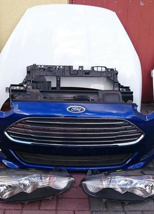 Б/у Бампер передний Ford Fiesta mk7