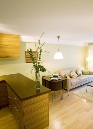 1-но комнатная квартира на Марсельской