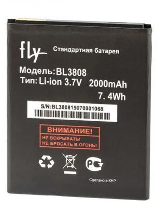 Аккумулятор для Fly BL3808 iQ456