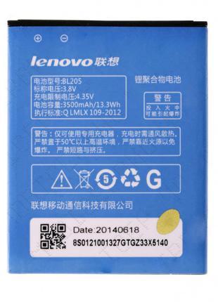 Аккумулятор Gionee для Lenovo BL205 ( P770 )