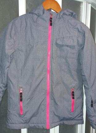 Куртка термо crane tech tex германия на 152-158 рост 11-12 лет...