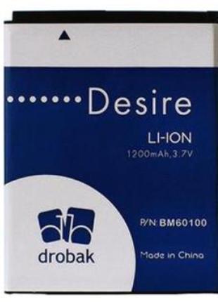 Аккумулятор Drobak для HTC Desire 500