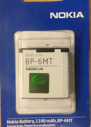 Аккумуляторная батарея Nokia BP - 6MT original