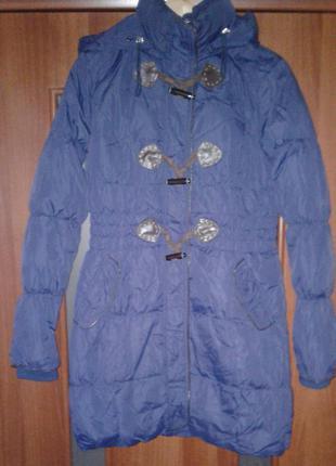Пуховик зимняя куртка (пух, перо) o'stin ostin
