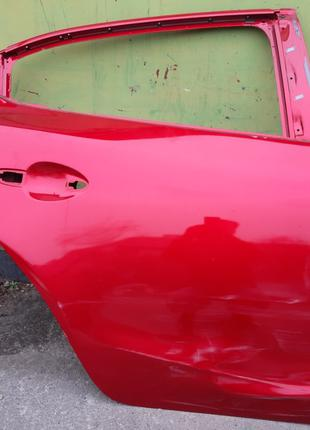 Mazda3 дверь задняя B45a72010 Bjz0-72-02xh
