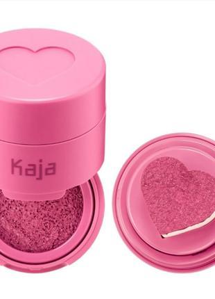 Румяна-кушон kaja cheeky stamp blendable blush корейские румяна
