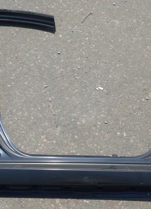 Mazda3 порог боковая панель правая B6YS-70-271