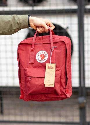 Шикарный рюкзак fjallraven kanken 😍 унисекс (мужской/ женский)...