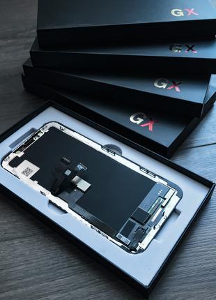 Дисплей iPhone X, с тачскрином, OLED GX