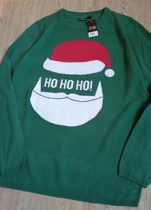 Sale новогодний праздничный свитер livergy