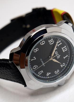 Часы мужские Луч серебристые (2 цвета)