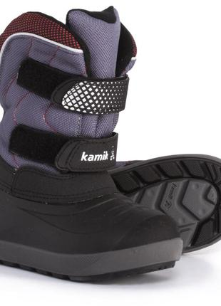 Детские зимние термо сапоги kamik канада us 10 eur 27 ботинки ...