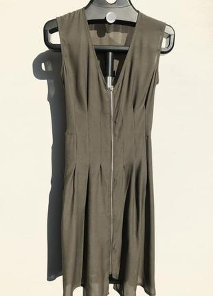 Платье на молнии от h&m