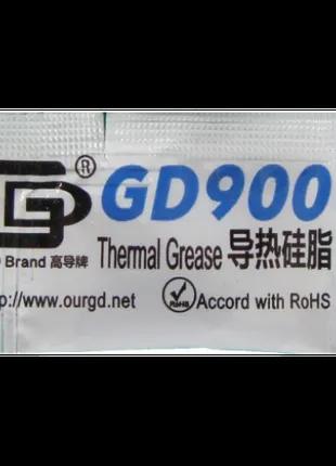 Термопаста GD900 0.5г.