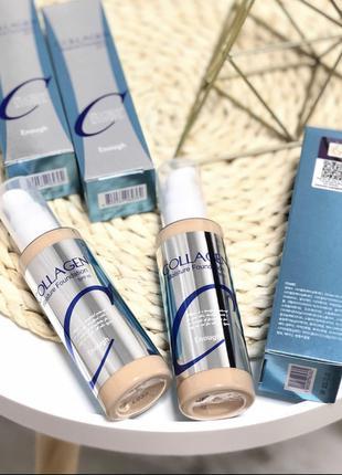 Тональная основа Collagen Moisture Fondation