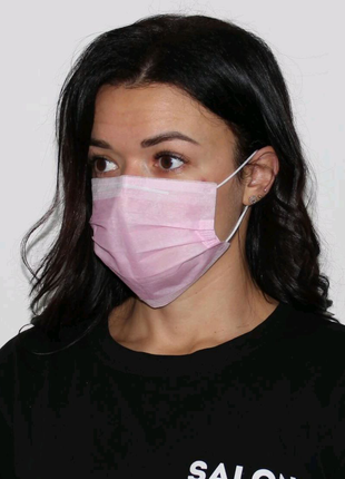 Супер качество: маски медицинские, Защитные маски, желтые, паянны