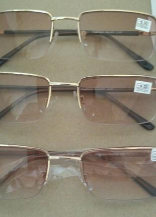 Очки для зрения с диоптрией