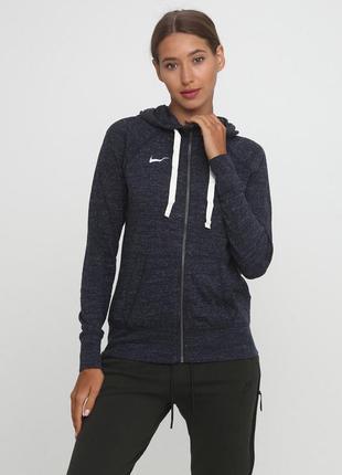 Кофта свитшот свитер худи nike psg w nsw gym vntg hoodie cre о...