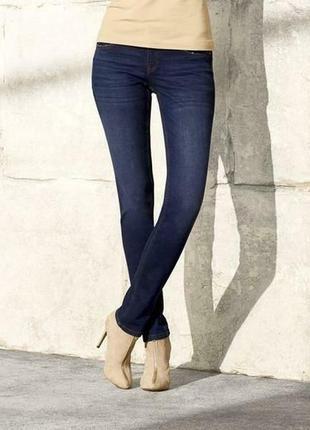 Шикарные джинсы skinny fit esmara германия, р. 40 44 евро