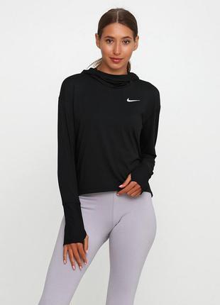 Кофта свитшот свитер худи nike womens elmnt оригинал! - 40%