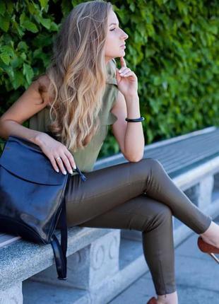 Рюкзак сумка , трансформер в натуральной коже , кожаные рюкзаки