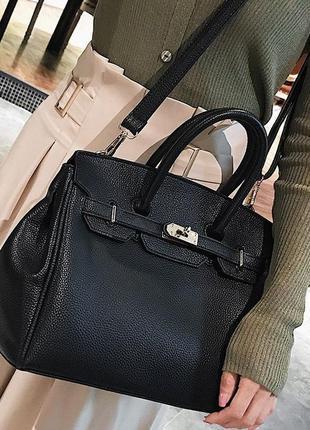 Большая 35 см женская сумка топ коллекция женских сумок