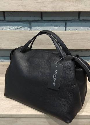 Женская кожаная сумка италия люкс натуральная кожа