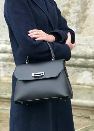 Женская кожаная сумка италия люкс нат. кожа
