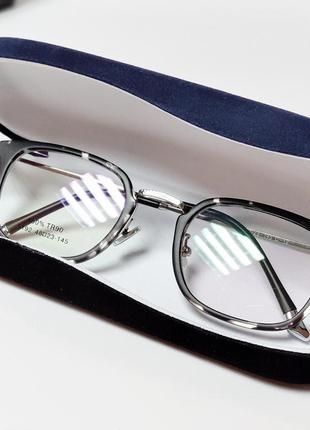 Очки оправа для замены линз.