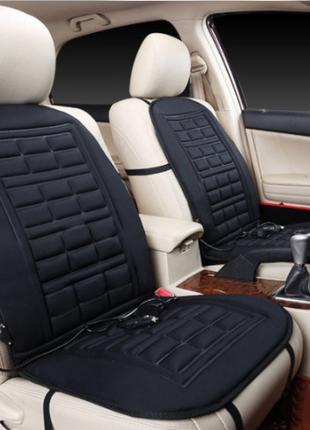 Автомобильная накидка на сиденье с подогревом