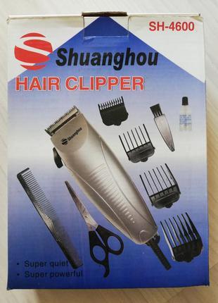 Машинка для стрижки shuanghou sh-4600